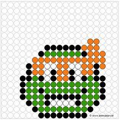 kralenplank 'ninja turtles - Google zoeken