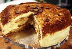 Saboroso Gostinho: Tiramissu Tiramisu, Ethnic Recipes, Resep Pastry, Puddings, Desert Recipes, Cake Receipe, Cook, Cakes, Log Projects