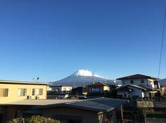 Mt.Fuji 21 Jan 2016