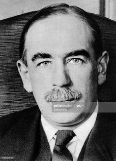 News Photo : 1930s John Maynard Keynes Economist Baron Of... Maynard Keynes, Baron, Any Images, Rough Cut, Still Image, 1930s, The Outsiders, Portrait, News