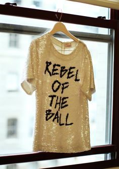 rebel of the ball!