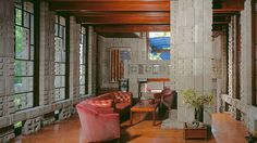Frank Lloyd Wright Storer House Sets Sales Record in the Hills