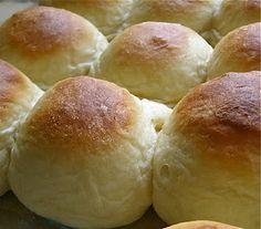 Mom's Potato Rolls