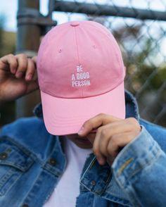 Light Pink Dad Hat