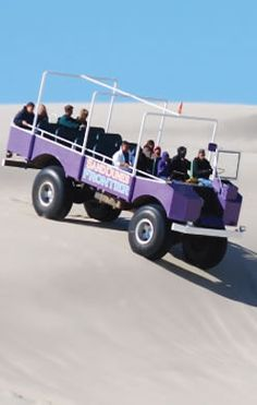Guided Dune Tours in Florence, Oregon We would ride this every year when we would camp at Honeyman State Park.