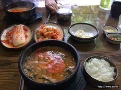 Korea Food :: #구리 맛집 자연에서온 추어탕, 이름도 괜찬네.
