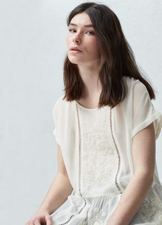 Blouses - Shirts for Woman | MANGO India