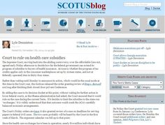 Court to rule on health care subsidies