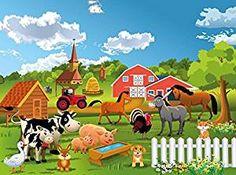Kinderzimmer wandgestaltung bauernhof  94 best Kinderzimmer ▷ Bauernhof images on Pinterest