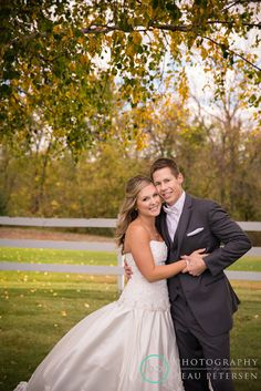 Katie and Lance Wisconsin Wedding
