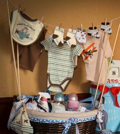 Baby Boy Baby Shower Gift Idea From My Mother In Law Things