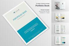 8 Informational Brochures Bundle by Imagearea on Mise En Page Portfolio, Portfolio Book, Indesign Templates, Brochure Template, Company Presentation, Bar Graphs, Brand Book, Grid System, Brand Guidelines