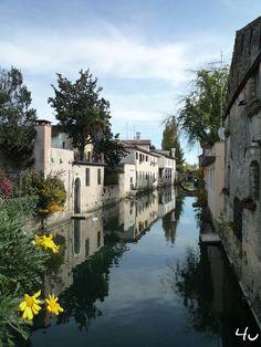 Portogruaro, Veneto, Italy (by AnnaGio*)... ♥  ❊**Have a Good Day**❊ ~ ❤✿❤ ♫ ♥ X ღɱɧღ ❤ ~ Sat 3rd Jan 2015