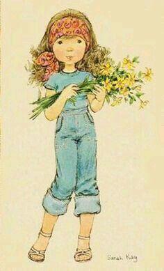 sarah key - Page 3 Sarah Key, Sara Key Imagenes, Mary May, Illustrations Vintage, Heart Illustration, Dibujos Cute, Vintage Drawing, Holly Hobbie, Foto Art
