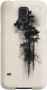 Enchanted Forest (B+W)