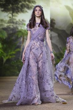 Elie Saab Haute Couture Spring/Summer 2016 Collection