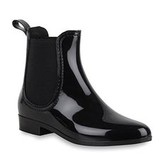 Chelsea Boots - Gummistiefel