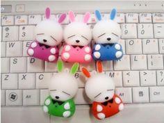 cartoon rabbit usb flash drive 2.0 Memory usb flash drives Stick Pen/Thumb/Car 4GB 8GB 16GB 32GB 64GB S366