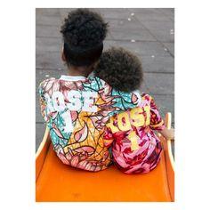 Amor Alegria Esperança Criatividade Pureza Inocência Futuro Magia Cura Bondade VerdadeCrianças ❤️  Feliz dia da Criança Africana #rosepalhares