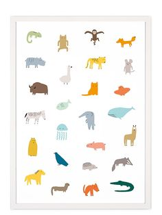 Lovely Nursery Print