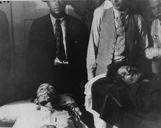 Bonnie and Clyde... disturbing photo