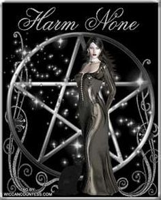 The Wiccan Rede!