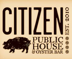 Citizen Public House - Fenway.....They have a $38pp pig roast for 10!