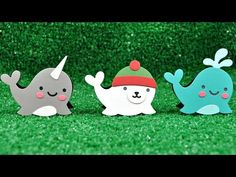 Intro to Narwhal and Friends + 3 fun projects from start to finish - YouTube