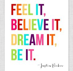 Inspiring Quote printable from The Tomkat Studio