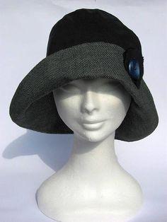 acb9e5ea83a women rain hat bucket rain hat waterproof all weather 1920s