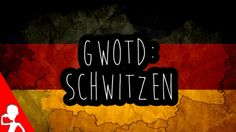Today's #German word of the day is: schwitzen | When do you have geschwitzt especially much the last time?   Push the button! :D  #gwotd