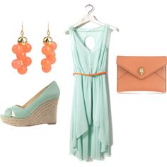 nice and fresh for summer  Untitled #1377, created by drewr on Polyvore