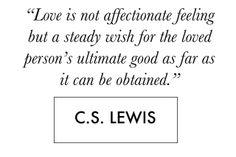 C.S. Lewis {weekend words of wisdom}