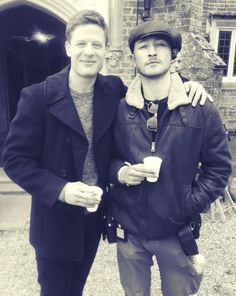 James Norton and Jack Fontaine at wrap party of McMafia in London https://www.instagram.com/p/BSjz2VjD7wa