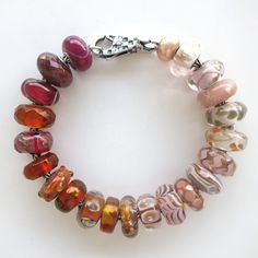 30 Day Challenge 2015 - Day 27 Trollbeads bracelet designed by Cathy at Tartooful
