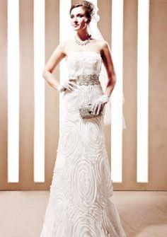Abito da sposa in tessuto di rete modello tromba coda piccole dimensioni con perline senza maniche