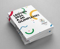Budapest 2024 Olympics Bid Logo - Graphasel Design Studio