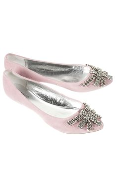 MIME Diamante Pointed Shoes - Shoes - New In This Week - New In - Topshop USA