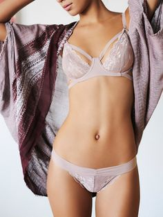 aa35971c833 Intimately Dream of Me Underwire Bra at Free People Clothing Boutique  Lingerie Sleepwear