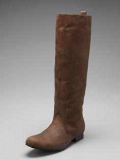 Classic flat boot