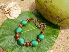 Dewi Green - ručne vyrobený náhrdelník Jewellery, Green, Jewels, Schmuck, Jewelry Shop, Jewlery, Jewelery