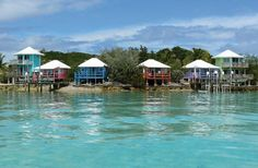 Potential Exuma Accommodations (From Cheap and Chic: 14 Affordable Caribbean Hotels | Fodors)