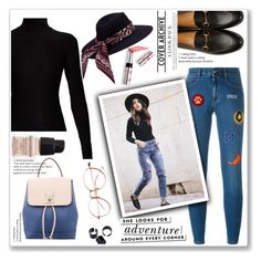 """""""you are beautiful!!~"""" by aumnea ❤ liked on Polyvore featuring Ciaté, STELLA McCARTNEY, Acne Studios, Givenchy, Louis Vuitton, Gucci and Kate Spade"""
