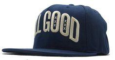 "10 Deep ""All Good"" Snapback Hat. Shop for premium streetwear brands and urban apparel at Streetwearhub. Streetwear Hats, Streetwear Online, Streetwear Fashion, Streetwear Brands, New Era Hats, Stylish Hats, Strapback Hats, Hats For Sale, Hat Shop"
