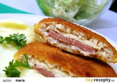 Cordon Bleu, French Toast, Sandwiches, Breakfast, Recipes, Food, Cooking, Morning Coffee, Essen