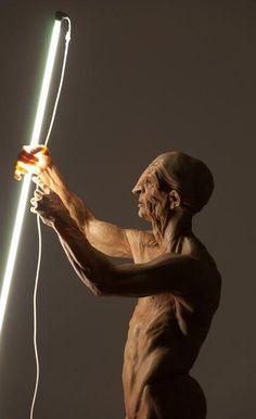 Andrzej Szymczyk Rzeźba 'Dyptyk' | Sculpture Gallery