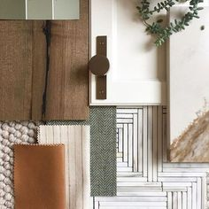 2018 636 Your favorite flatlay of Perhaps you loved the warm tones or the varying shades of white? Maybe the crisp white cabinet floats your boat? Or the brassy hardware * droool * … whatever it was, we're glad all 636 of you liked it! Style At Home, Home Design, Layout Design, Design Ideas, Design Scandinavian, Interior Design Boards, Moodboard Interior Design, Interior Design Color Schemes, Design Palette