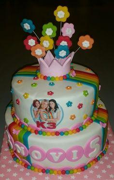 Taart K3 Creative Cakes, Holland, Lego, Birthday Cake, Floor, Desserts, Design, The Nederlands, Pavement