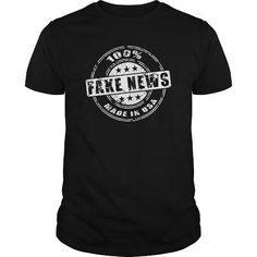 Cool 100 Fake News Shirts & Tees