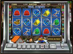 """Spielautomaten Rock Climber spielen für Geld. Online-Spielautomat Rock Climber auf Bergsteigen gewidmet. Spieler versuchen, """"Reichweite"""" die Spitze des Berges und ein paar gute Geldpreise. Diese interessantes Spiel, in einem schneebedeckten Abenteuer eingetaucht, von Igrosoft entwickelt. Versuchen sich an der Spielmaschine Cliffhanger ist"""